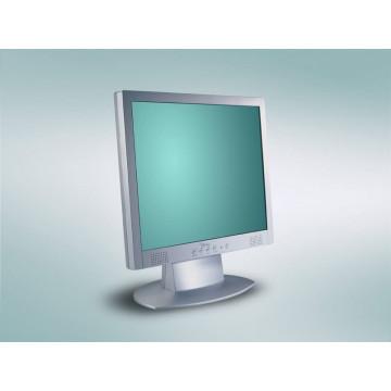 Fujitsu Siemens ScaleoView T19-1, 19 inci LCD, Boxe Stereo Monitoare Second Hand