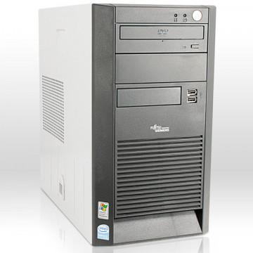 Fujitsu Siemens Scenic P2500, Intel Pentium 4 3.06Ghz, 1Gb DDR, 80Gb HDD, DVD-ROM Calculatoare Second Hand