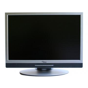 Fujitsu Siemens ScenicView P24-1W, 24 inch LCD, DVI, VGA, USB, Composite, S-Video, 16.7 milioane culori Monitoare Second Hand