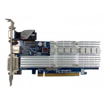 Gigabyte Radeon x 1550, 256 mb,  VGA, S-Video, DVI, PCi-Express