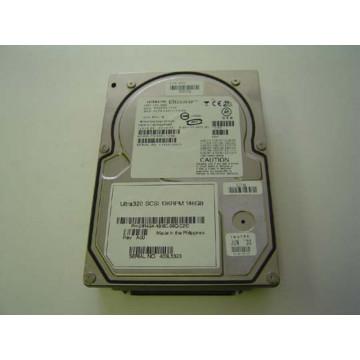 Hard disc Hitachi UltraStar DK32EJ-14NC, 10K 146GB SCSI