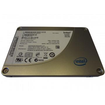 Hard Disk SSD Intel SSDSA2M160G2HP, 2.5 inch, SATA 2, 160Gb