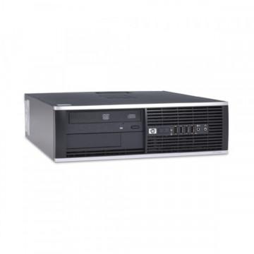 HP 6000 Pro SFF, Intel Pentium Dual Core E5700, 3.00 GHz, 2GB DDR3, 80GB SATA, DVD-ROM Calculatoare Second Hand