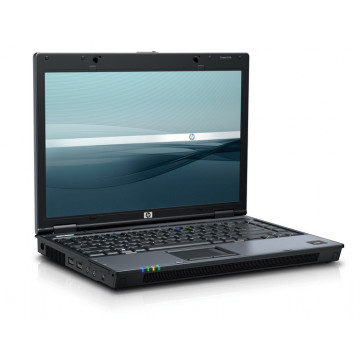 Hp 6510b Notebook, Intel Core 2 Duo T7250 2.0 GHz, 2Gb, 120Gb, DVD-RW, 14 inci Laptopuri Second Hand
