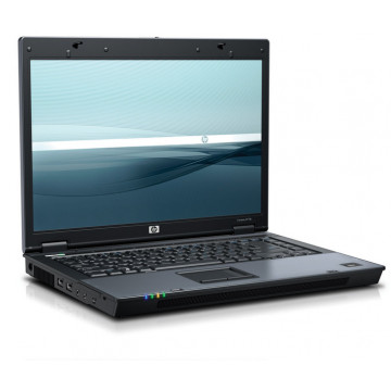 HP 6710b Notebook, Core 2 Duo T7250, 2.0Ghz, 2Gb, 80GB HDD, Combo Laptopuri Second Hand