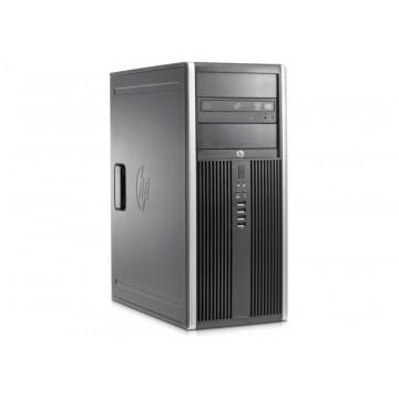 Hp 8200 Elite Tower, Intel Core i5-2400 3.10Ghz, 4GB DDR3, 250 GB SATA, DVD-ROM Calculatoare Second Hand