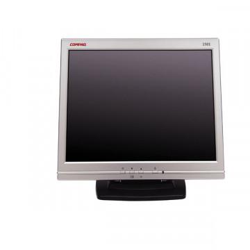 Hp Compaq 1501, 15 inch LCD, 1024 x 768 dpi, VGA Monitoare Second Hand