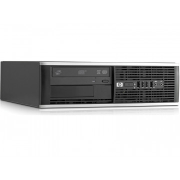 HP Compaq 6000 Pro, Pentium Dual Core E6700, 3.2Ghz, 4Gb DDR3, 250Gb, DVD-RW Calculatoare Second Hand