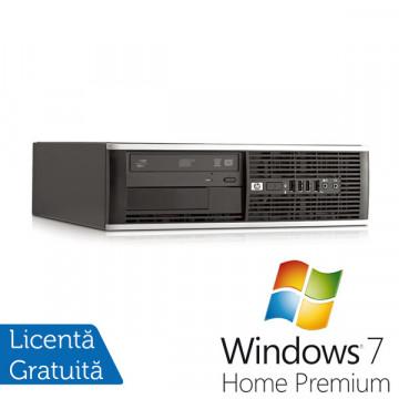 HP Compaq 6005 Pro, Athlon II x2 B22 Dual Core, 2.8Ghz, 4Gb DDR3, 250Gb, DVD-RW + Win 7 Premium Calculatoare Refurbished