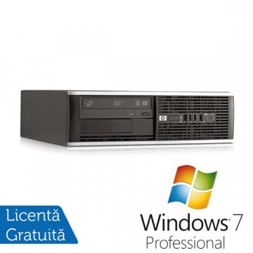 HP Compaq 6005 Pro, Athlon II x2 B22 Dual Core, 2.8Ghz, 4Gb DDR3, 250Gb, DVD-RW + Win 7 Professional Calculatoare Refurbished