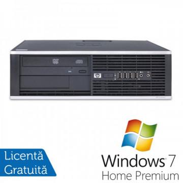 HP Compaq 6200 Pro SFF, Intel Core i3-2100 3.1GHz , 4Gb DDR3 RAM, 250GB SATA, DVD-RW + Windows 7 Home Premium Calculatoare Refurbished