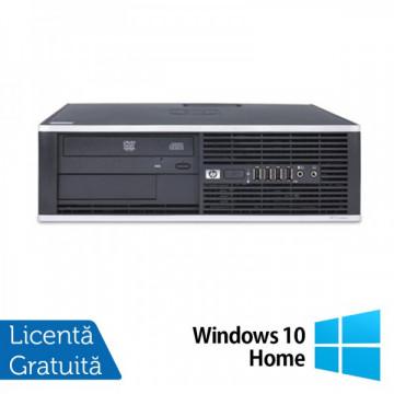 HP Compaq 6200 Pro SFF, Intel Core i3-2120 3.3GHz , 4Gb DDR3 RAM, 320GB SATA, DVD-RW + Windows 10 Home Calculatoare Refurbished