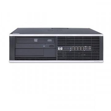 HP Compaq 6200 Pro SFF, Intel Core i5-2400 3.1GHz , 4Gb DDR3 RAM, 320GB SATA, DVD-RW Calculatoare Second Hand