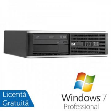 HP Compaq 6300 Pro Desktop, Intel Core i3-2120 3.3GHz, 4Gb DDR3, 250Gb, DVD-RW + Windows 7 Professional