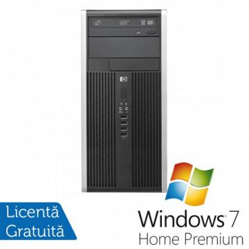 HP Compaq 6300 Pro MT, Intel Core i3-2120 3.3GHz, 4Gb DDR3, 250Gb, DVD-RW + Windows 7 Home Premium Calculatoare Refurbished
