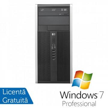 HP Compaq 6300 Pro MT, Intel Core i3-2120 3.3GHz, 4Gb DDR3, 250Gb, DVD-RW + Windows 7 Professional Calculatoare Refurbished