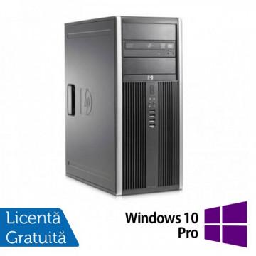 HP Compaq 6300 Pro Tower, Intel Core i5-2400 3.1GHz, 4Gb DDR3, 320Gb, DVD-RW + Windows 10 Pro Calculatoare Refurbished
