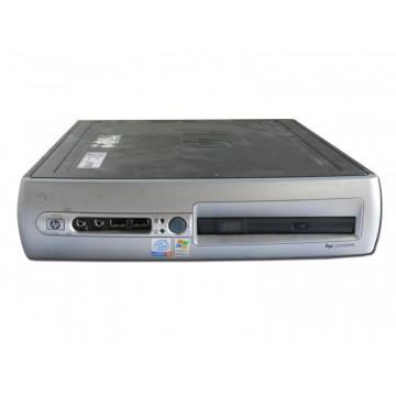 HP Compaq Business Desktop d530, Intel Pentium 4 2.8Ghz, 512Mb RAM, 40Gb HDD, CD-ROM Calculatoare Second Hand