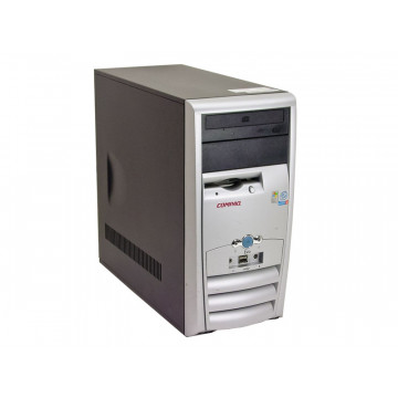 Hp Compaq D310 Tower, Pentium 4 2.4Ghz, 512Mb DDR1, 40GB HDD, CD-ROM Calculatoare Second Hand
