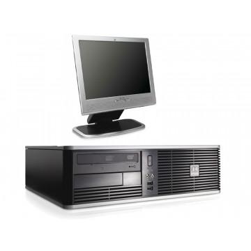 HP Compaq DC5700 SFF, Pentium E2160, 1.8Ghz, 2Gb, 80Gb + LCD 17 inci Diverse modele