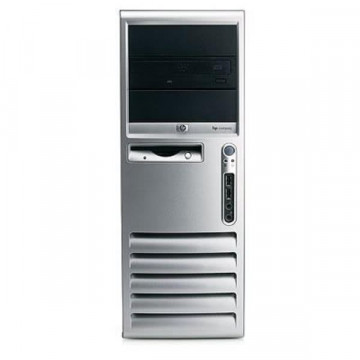 HP Compaq DC7700 TOWER, Intel core 2 duo e6400, 2.1ghz, 1024mb, 160 gb Calculatoare Second Hand