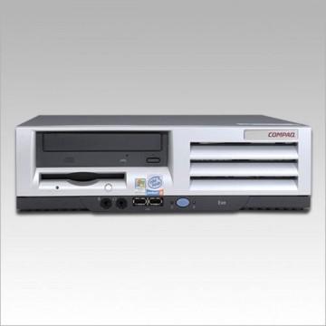 HP Compaq  Desktop, INTEL P4 1.7GHZ, 256MB, 40GB , CD-ROM  Calculatoare Second Hand