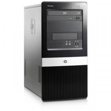 Hp Compaq DX2420 Microtower, Intel Pentium Dual Core E2200, 2.2Ghz, 2Gb DDR2, 160Gb HDD, DVD-RW Calculatoare Second Hand