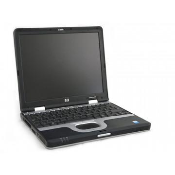 HP Compaq NC4000 Mini laptop, Pentium M 1.4Ghz, 1Gb, 40Gb, 12 inci, Wifi Laptopuri Second Hand