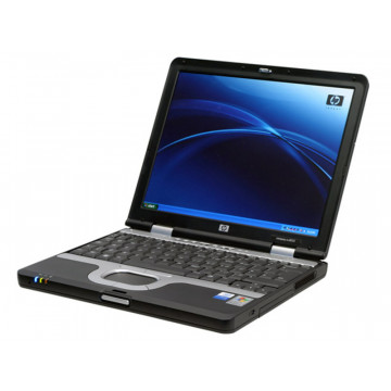 HP Compaq nc4010 Business Notebook, Pentium M, 1.60Ghz, 1Gb, 40Gb Hdd Laptopuri Second Hand