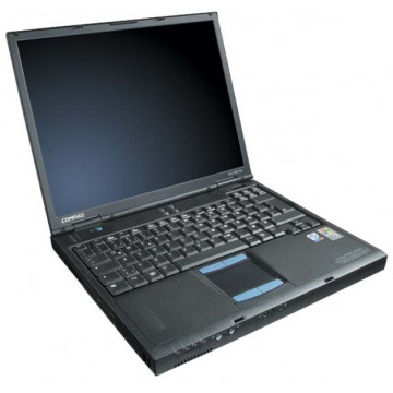 HP Compaq, Pentium M 1.5Ghz, 1Gb, 60Gb HDD, Combo, WiFi, 14 inci Laptopuri Second Hand