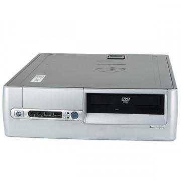 HP DC5000 SFF, Pentium 4, 2.8Mhz, 1Gb RAM, 40Gb HDD, Combo Calculatoare Second Hand