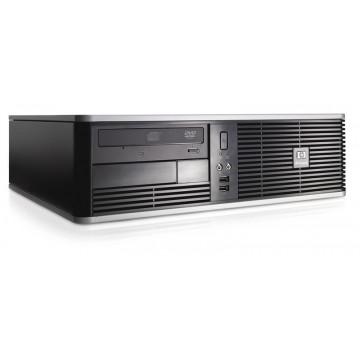 HP DC5700 , Pentium Dual Core E2160, 1.8Ghz, 2Gb, 80Gb HDD, DVD-RW Calculatoare Second Hand
