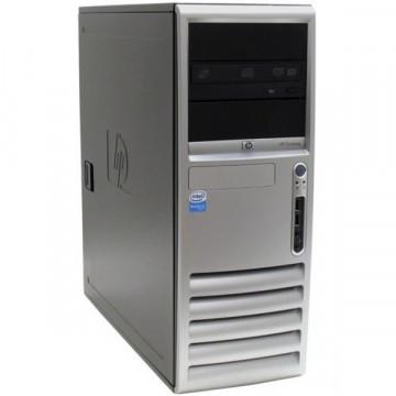 HP DC7600 Tower Intel Pentium 4, 3.0GHz, 2Gb DDR2, 160Gb SATA, DVD-RW Calculatoare Second Hand