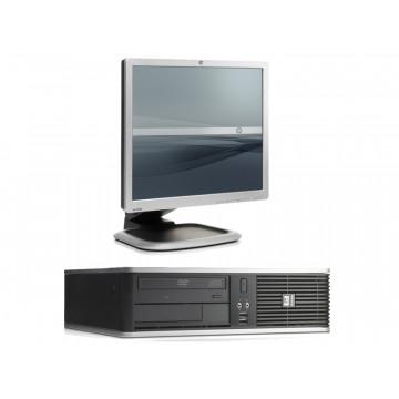 HP DC7800, Core 2 Duo E6550, 2.33Ghz, 1Gb, 80Gb, DVD-RW + Monitor LCD 19 inci, diverse modele