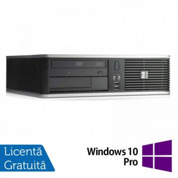 HP DC7900 SFF, Intel Core 2 Quad Q9400 2.66Ghz, 4Gb DDR2, 250Gb HDD, DVD-RW + Windows 10 Pro