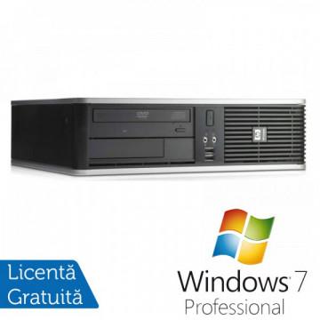 HP DC7900 SFF, Intel Core 2 Quad Q9400 2.66Ghz, 4Gb DDR2, 250Gb HDD, DVD-RW + Windows 7 Professional