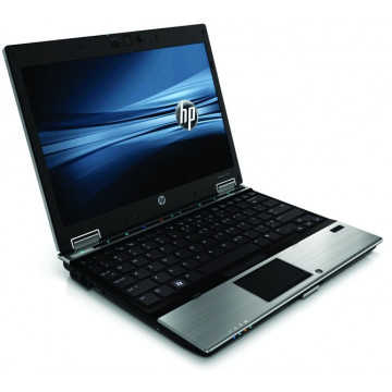 HP EliteBook 2540p, Intel Core i7 640LM, 2.13GHz, 12.1 INCI LED, 2GB, 160GB, DVD-RW, Amprenta digitala Laptopuri Second Hand