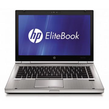 Hp EliteBook 8460p, Intel Core i5-2410M Gen. 2, 2.3Ghz, 8Gb DDR3. 500Gb SATA II, DVD-RW, 14 inch LED-Backlit HD Laptopuri Second Hand