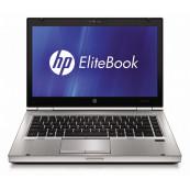 Hp EliteBook 8460p, Intel Core i7-2620M Gen. 2, 2.7GHz, 4Gb DDR3. 130GB SATA, DVD-RW, 14 inch LED-Backlit HD Laptopuri Second Hand