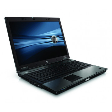 HP EliteBook 8740w Mobile Workstation, Intel Core i5-560M 2.66Ghz, 4Gb DDR3, 320Gb HDD, 17 Inch LED Backlight, DVD-RW Laptopuri Second Hand