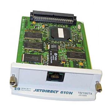 HP Jetdirect 610n / 615n Placa retea imprimanta Componente Imprimanta
