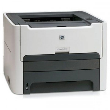 HP LaserJet 1320 monocrom, Duplex, 22 ppm + Cartus nou compatibil Imprimante Second Hand