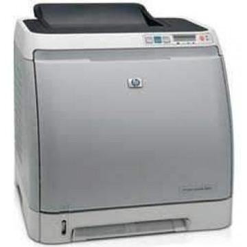 HP LJ 2600n, Laser Color, Retea, 12 ppm, 600 x 600 dpi, USB Imprimante Second Hand