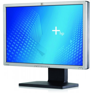 Hp LP2465 Flat Panel Monitor LCD, 24 inci, 1920 x 1200 Monitoare Second Hand
