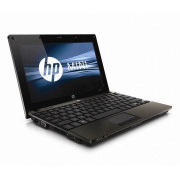 Hp Mini 5103, Intel Atom N455, 1.66 Ghz, 10.1 Inci LED Touchscreen, 2 Gb, 250Gb, WiFi, Bluetooth, WWAN Laptopuri Second Hand