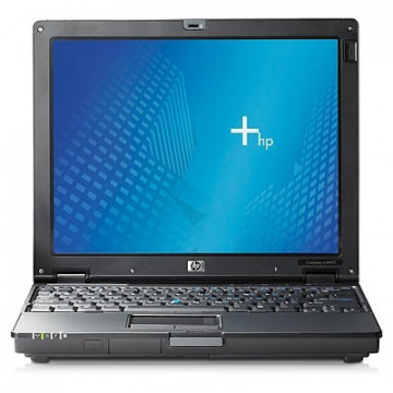 HP NC4200 NoteBook PC, Pentium M 1.73GHz, 1GB, 40GB HDD, 12.1 inci, Baterie Moarta Laptopuri Second Hand