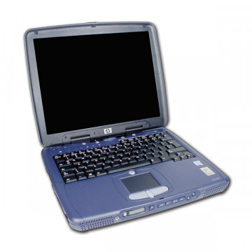 HP Omnibook PC XE3, Intel Celeron 667Mhz, 320Mb RAM, 10 Gb HDD, 14 inci Laptopuri Second Hand