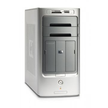 Hp Pavilion W5000, Intel Pentium 4 3.0Ghz, 1Gb DDR2, 80Gb, DVD-ROM, Card Reader Calculatoare Second Hand
