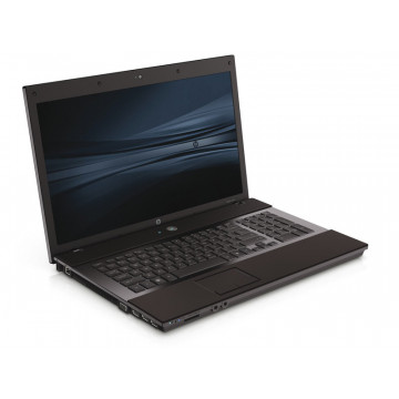 HP ProBook 4710s, Intel Core 2 Duo T6570, 2.1Ghz, 4Gb DDR2, 250Gb HDD, 17.3 inci LED, DVD-RW Laptopuri Second Hand