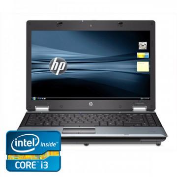 HP ProBook 6450b, Intel Core I3-370M 2.4Ghz, 4 Gb DDR3, 320 Gb SATA, DVD-RW, 14 inch, Grad A- Laptopuri Ieftine